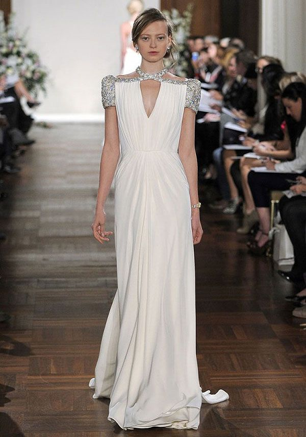 vestido de novia de jenny packham #vestidos #boda | vestidos