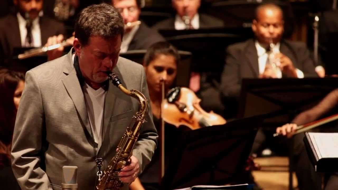 Leo Gandelman e Orquestra Sinfônica Brasileira - Brasiliana 7 de Radamés...