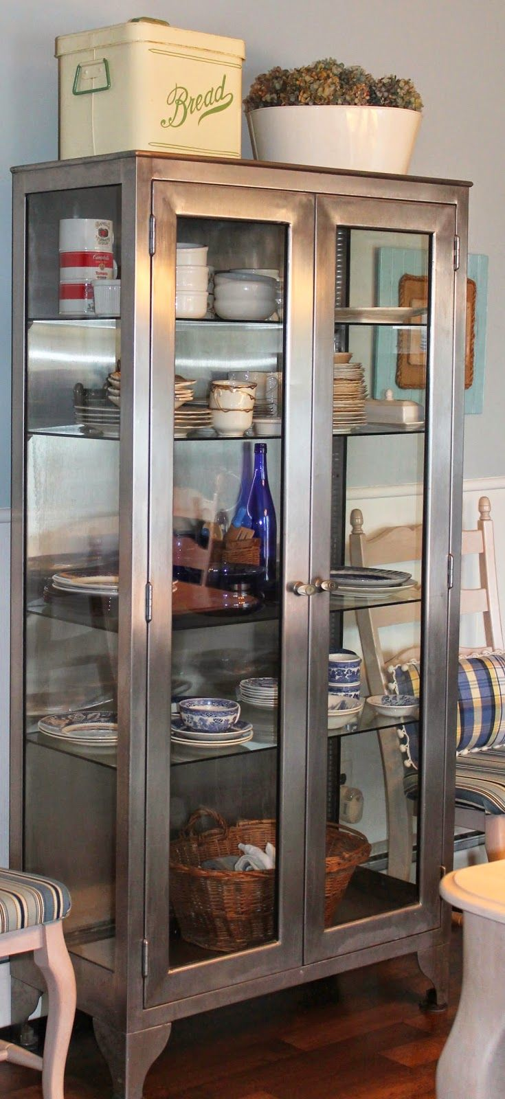 Antique Stainless Steel Cabinet | Stainless steel cabinets ...