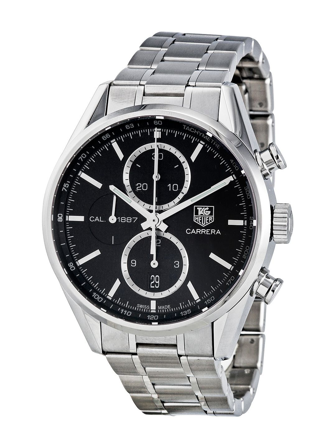 Tag Heuer Men's Carrera Chronograph Automatic Stainless