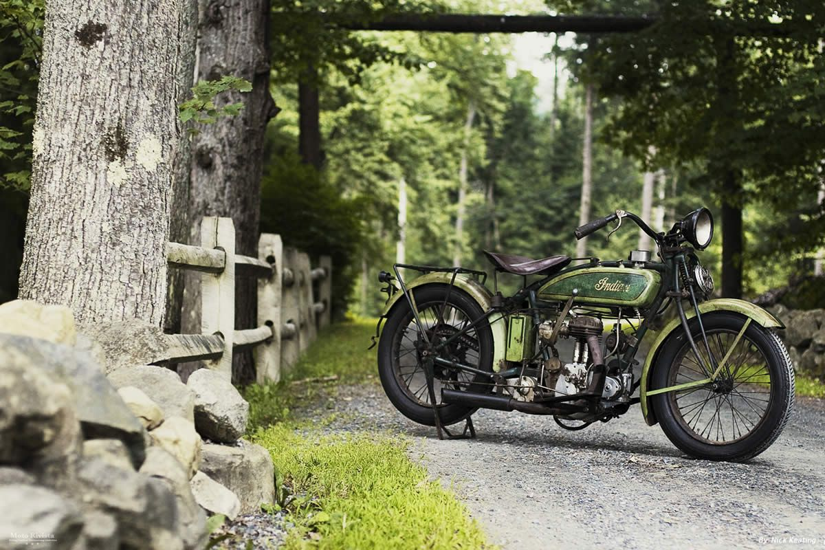 Vintage Motorcycle Wallpapers High Quality Free Download