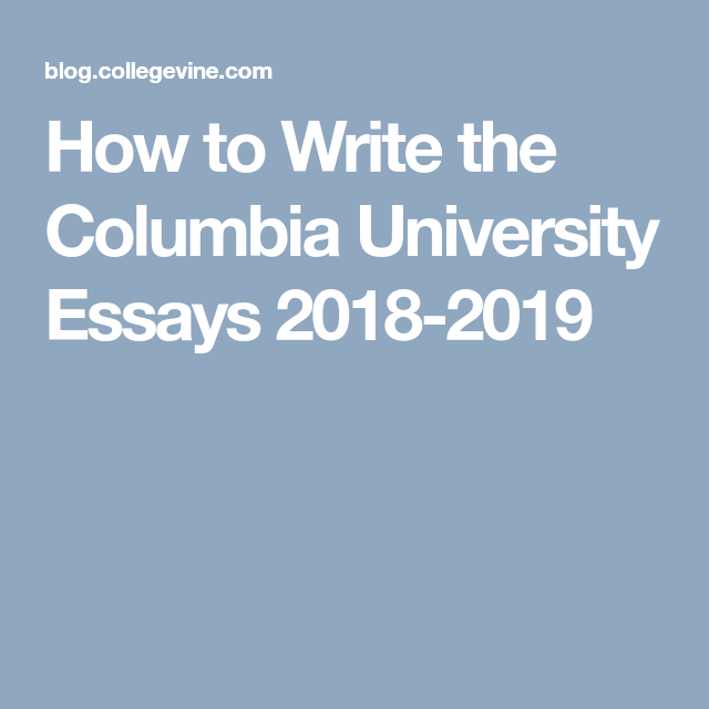 Argumentative Essay Sample High School  Example Proposal Essay also Essays With Thesis Statements How To Write The Columbia University Essays   Research Essay Proposal Example