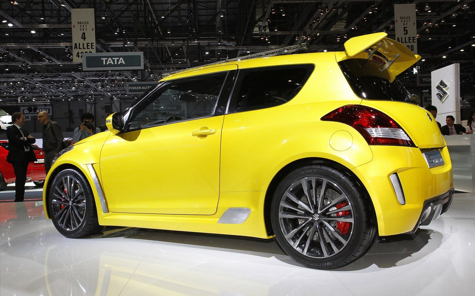 2011 Suzuki Swift Looks Like Mini Carloversph Cars Mini