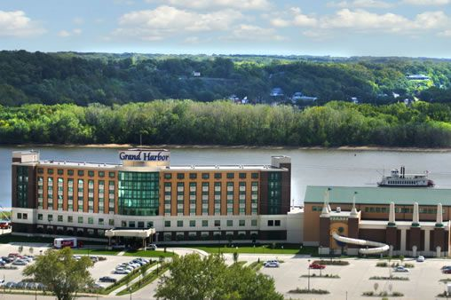 Grand Harbor Resort Dubuque Iowa Who Would Have Thought Dubuque Iowa Dubuque Iowa