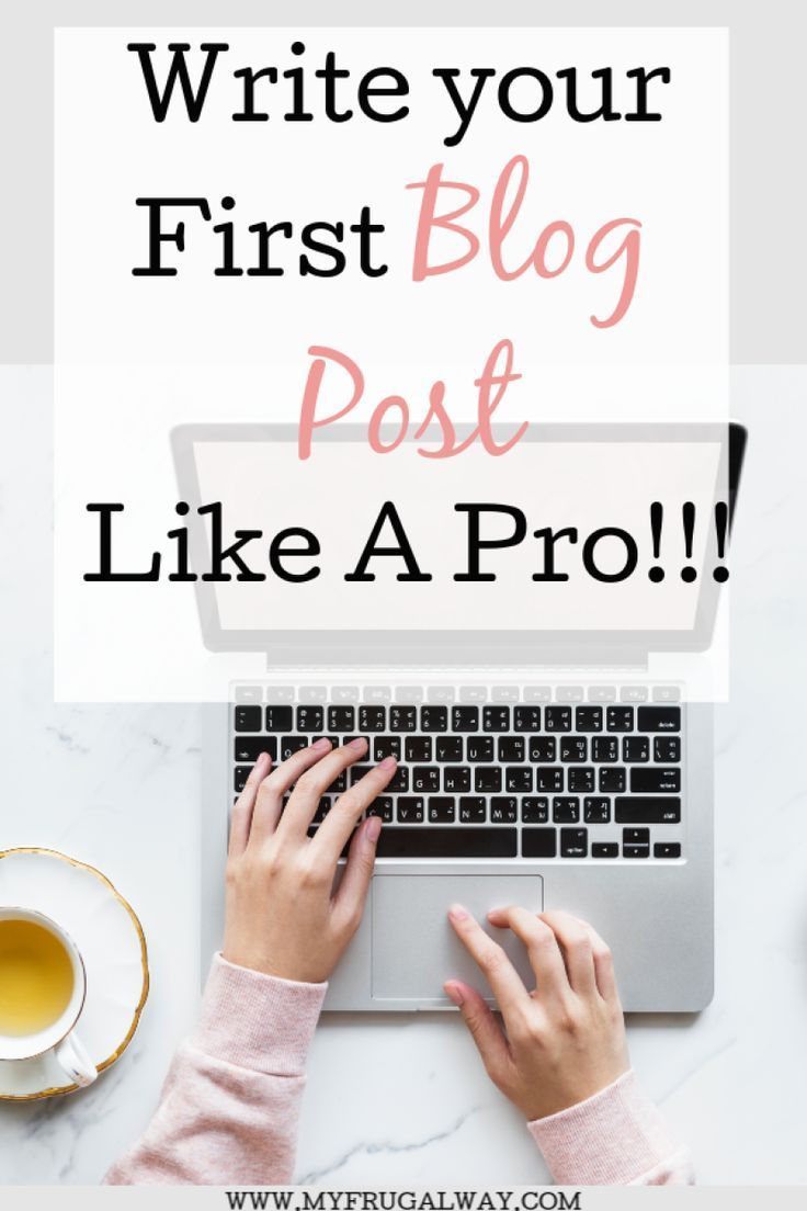 HOW TO WRITE YOUR FIRST BLOG POST IN WORDPRESS. Blog