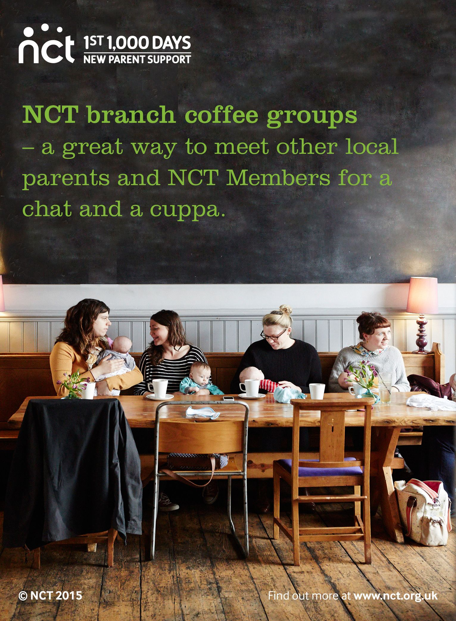Nct Branch Coffee Groups Are A Great Way To Meet Other Local