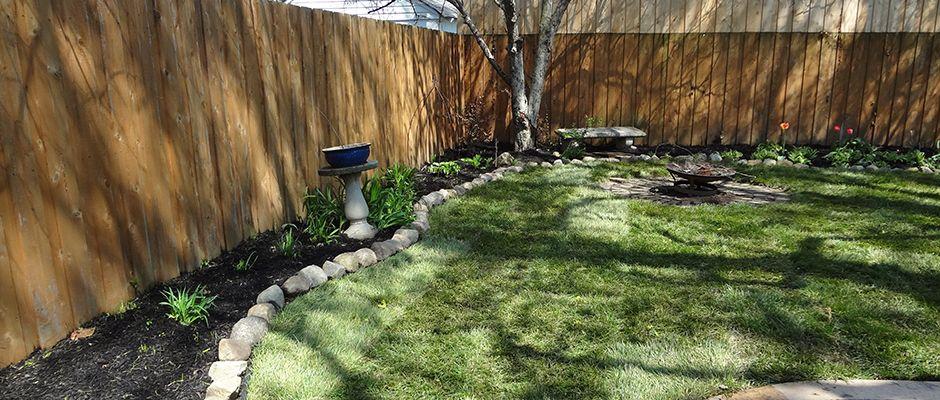 King No Gr Backyard Lawn Service
