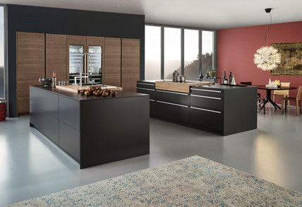 Modern style kitchen kitchen leicht modern kitchen design for contemporary living
