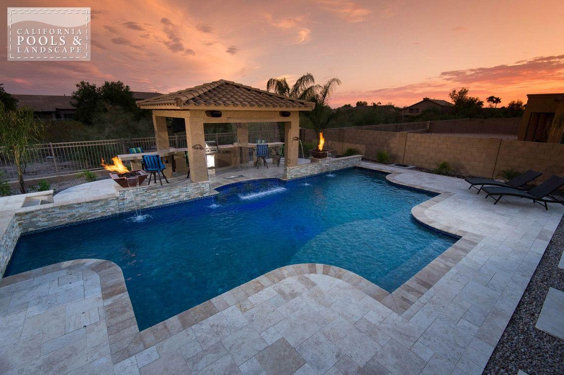 Ultimate Swimming Pool Landscape Gallery California Pools Pool Landscaping Pool