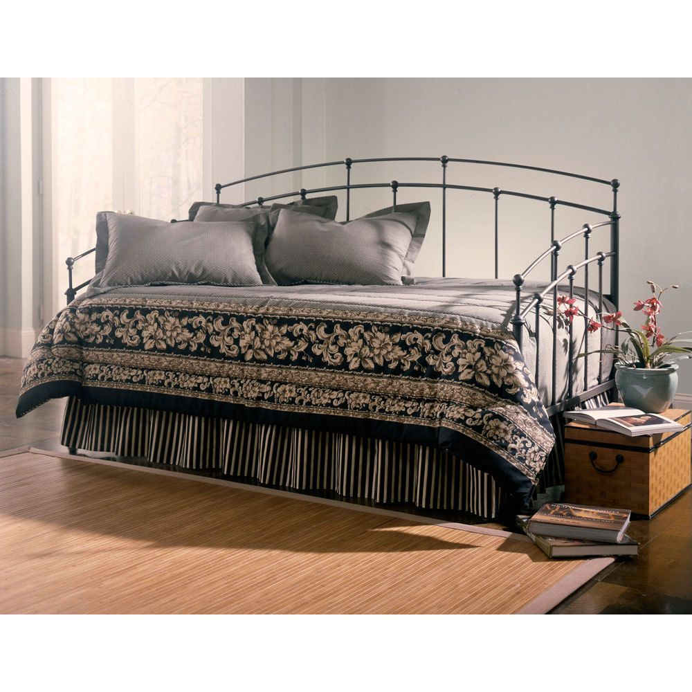 Fenton Daybed by Fashion Bed Group Metal daybed, Bed