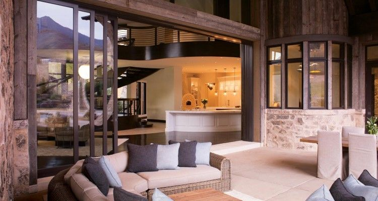 18 Awesome Disappearing Sliding Doors Ideas & 18 Awesome Disappearing Sliding Doors Ideas   Sliding Doors ...