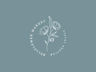 Floral Logo Pakage It Floral Logo Logos Design Branding Design