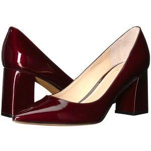 Black · Marc Fisher LTD Zala (Black Cherry Patent) Women's Shoes