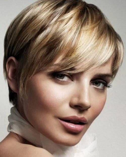 Cortes de pelo corto para rubias