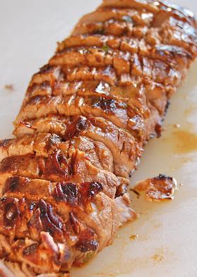 Pork Tenderloin with Pan Sauce - Recipe