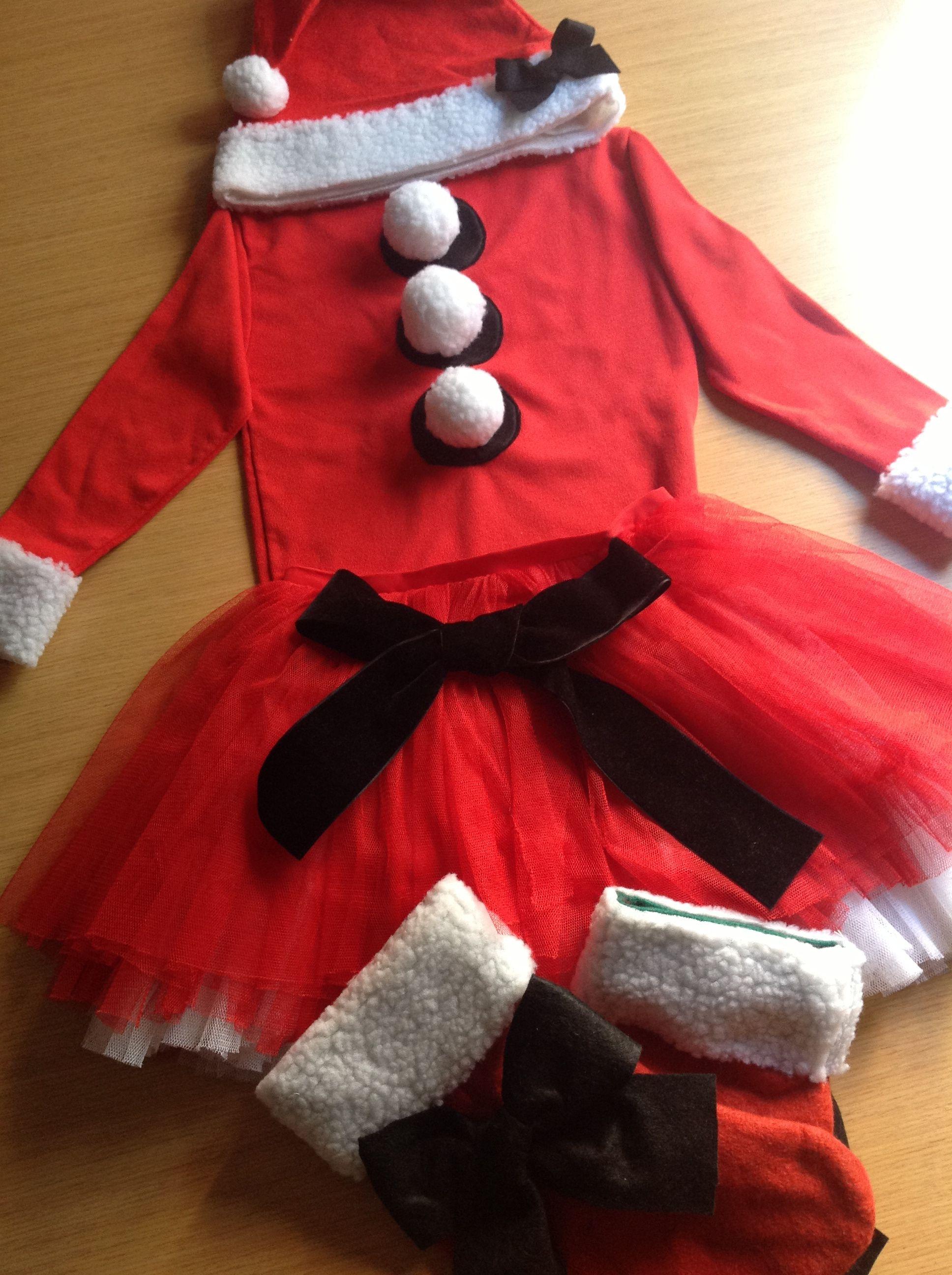 Disfraz mama noel 1 disfraces disfraz de mama noel - Disfraces para navidad ...