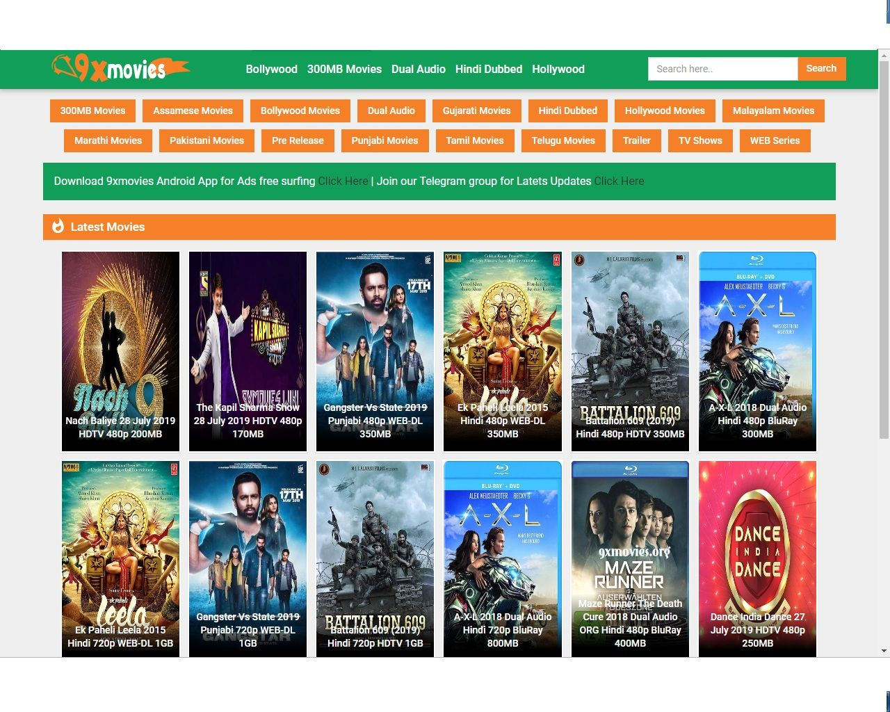 Download latest hindi dubbed movies from here hd movies