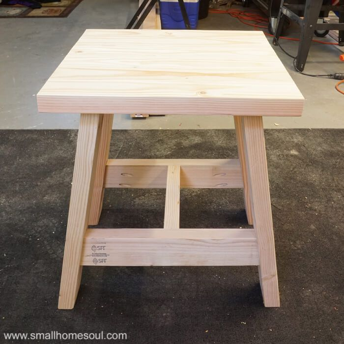 Build A 2x4 Outdoor Table With My Free Diy Plans Diy Patio Table