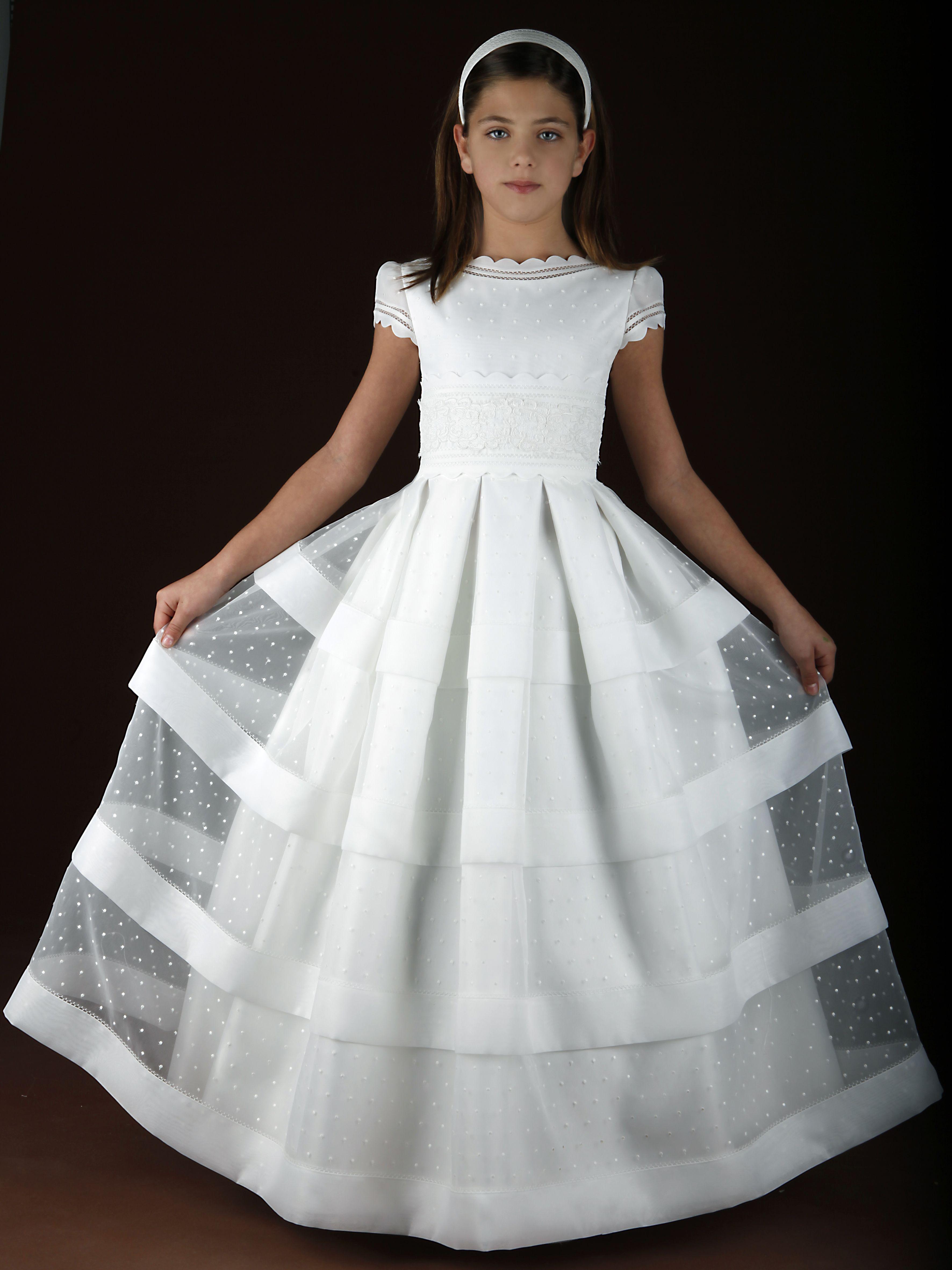 vestidos de primera comunion en parla