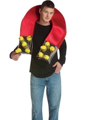 Mens Halloween Costumes Chic Magnet Costume Easy Costume