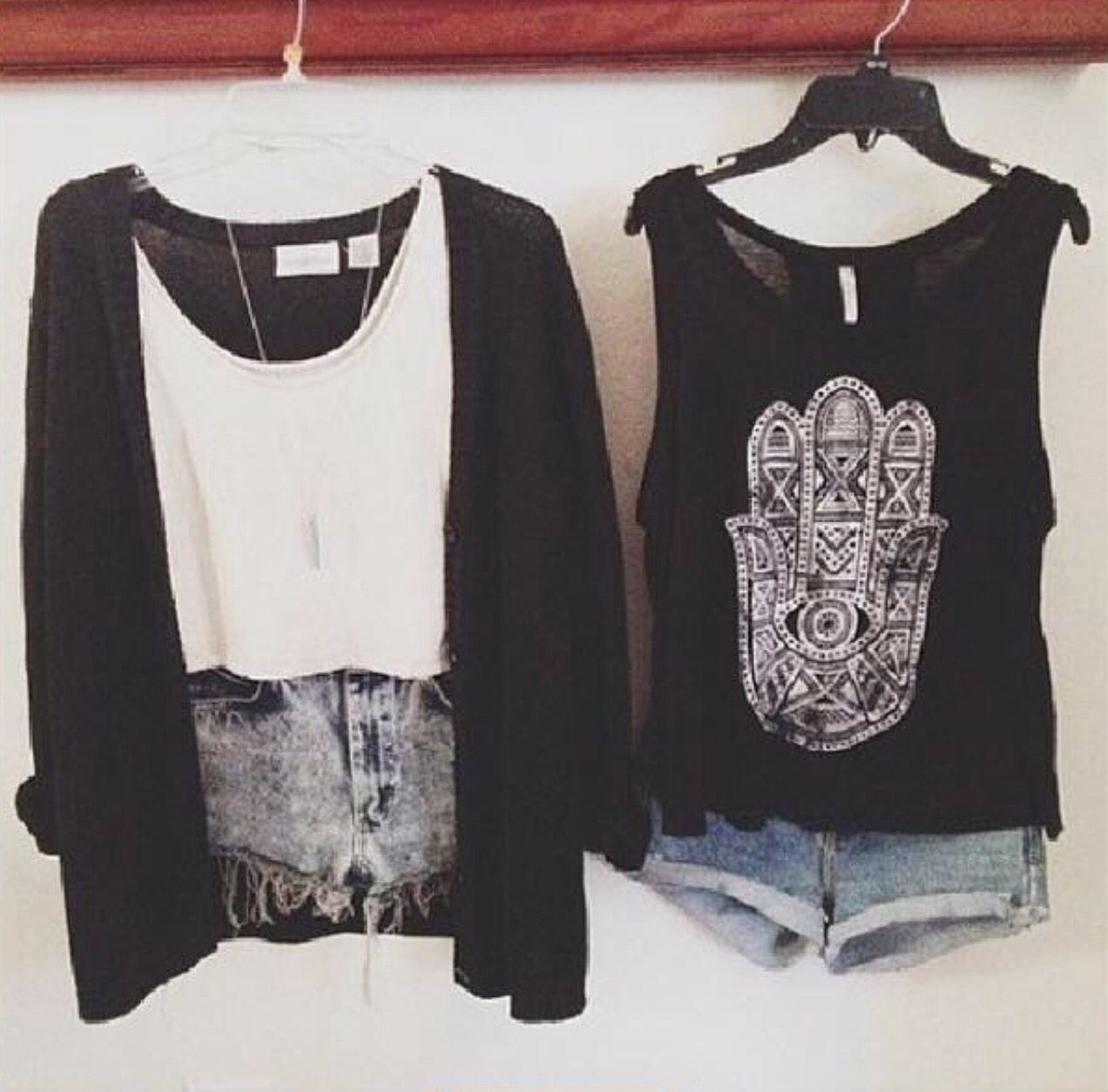 High School Tumblr Outfit!