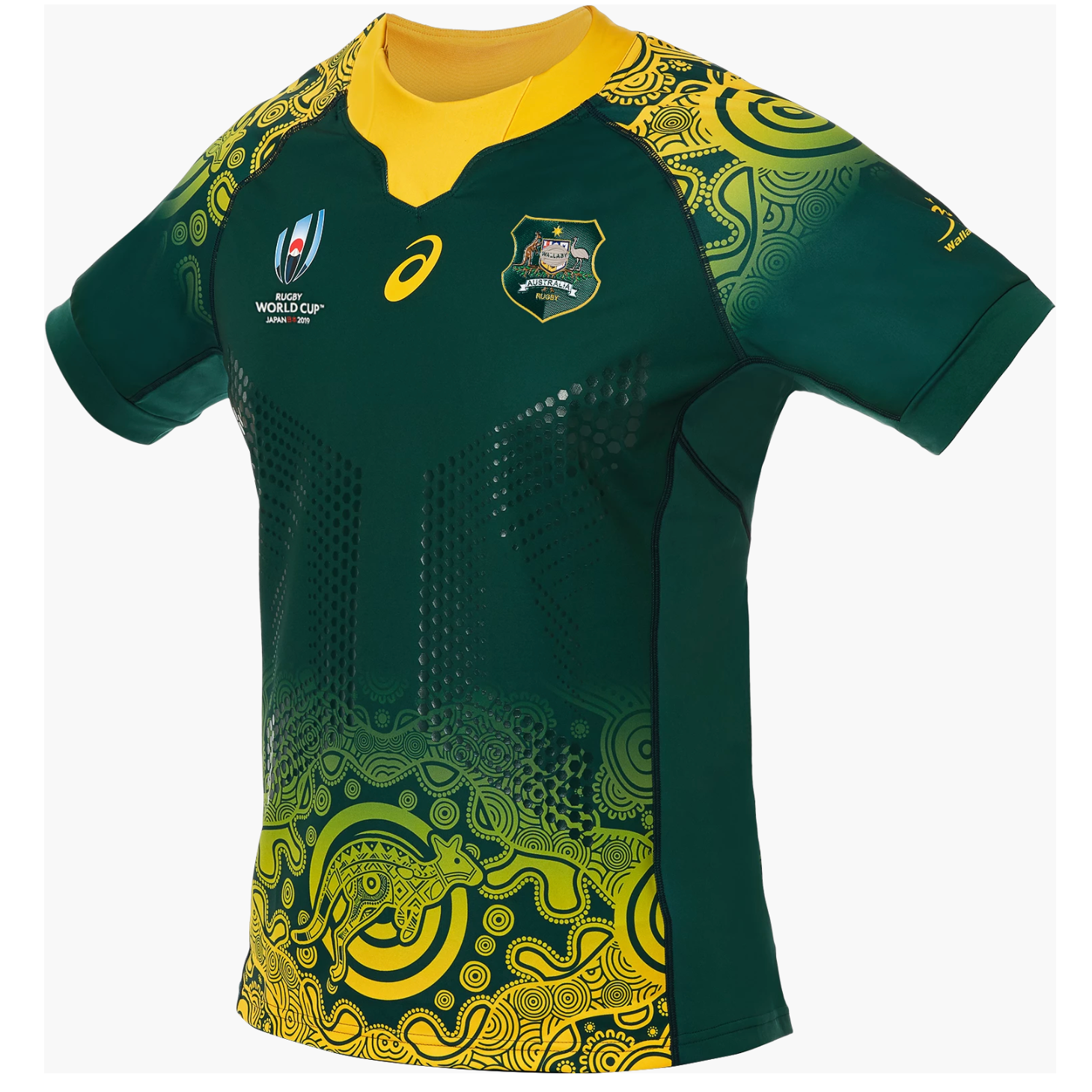 Australia Rugby World Cup 2019 Away Kit Cheap Soccer Jersey Australia Rugby Rugby World Cup Rugby