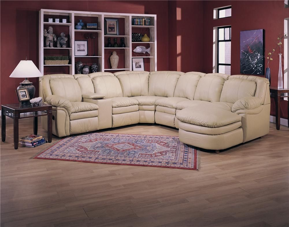 Stallion Sofa Group With Storage By Lane Reclining