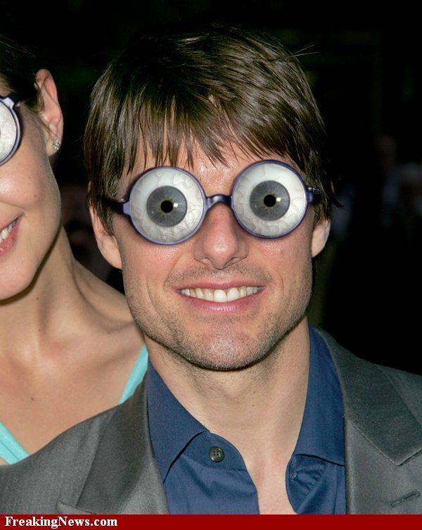 Weird People With Glasses 5