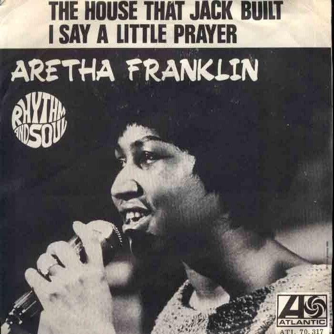 Una Cancion Dos Interpretes Y La Misma Historia Aretha Franklin