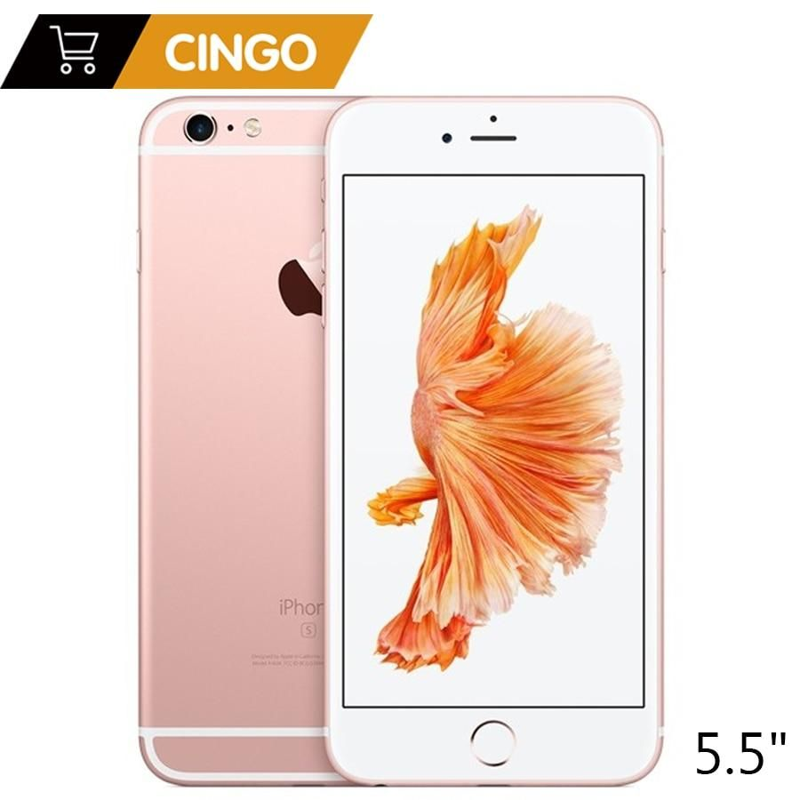 Apple Iphone 6s Plus Ios Dual Core 2gb Ram Iphone 6s Plus 5 5 64gb Rose Gold In 2021 Iphone 6s Rose Gold Apple Iphone 6s Plus Apple Iphone 6s