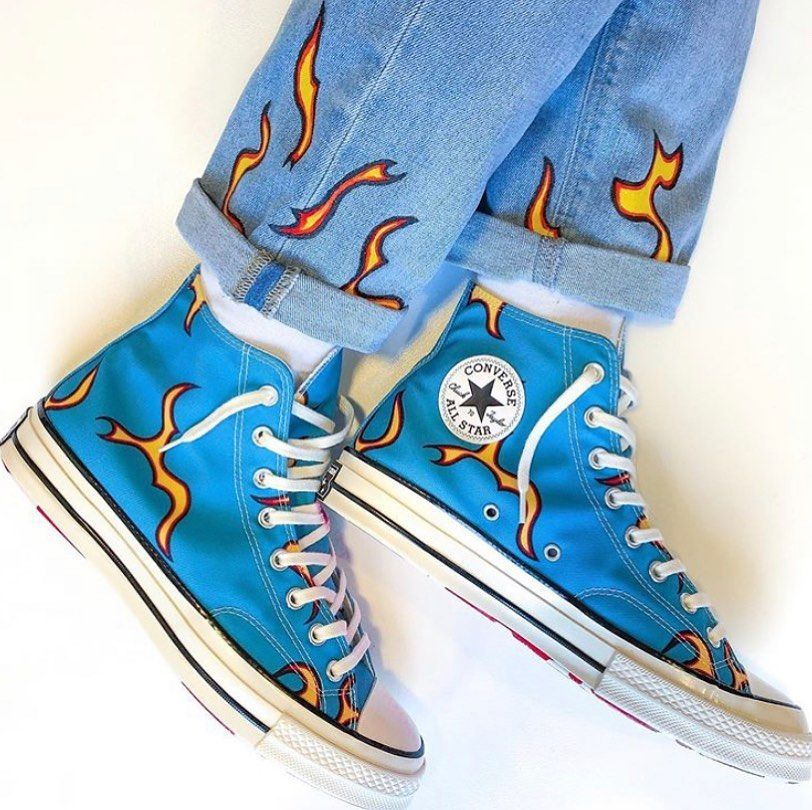sude adlı kullanıcının Converse ayakkabı panosundaki Pin