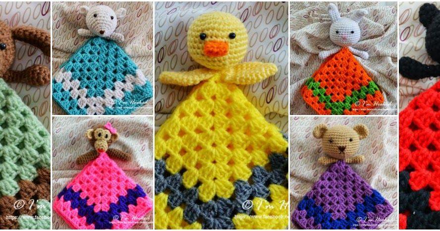 Free Crochet Pattern Lovey   Crochet/knitting   Pinterest   Patrones ...