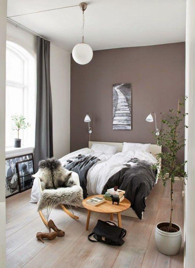 Couleur la chambre  conseils et astuces Bedrooms, Room and Salons - couleur tendance chambre a coucher