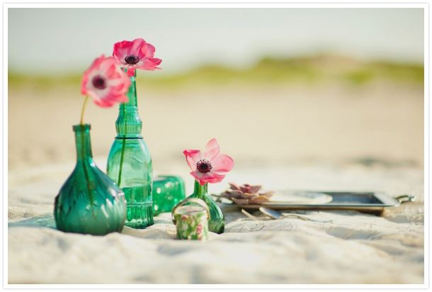 REVERIE INSPIRATION | BAREFOOT ON THE BEACH