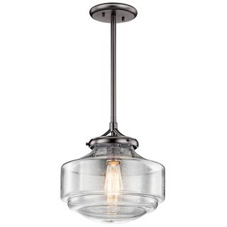 Shop for Kichler Lighting Keller Collection 1-light Shadow Nickel Pendant. Get free shipping at Overstock.com - Your Online Home Decor Outlet Store! Get 5% in rewards with Club O!
