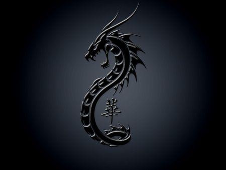 Dark Dragon Black Dragon Tattoo Dragon Images Black Dragon