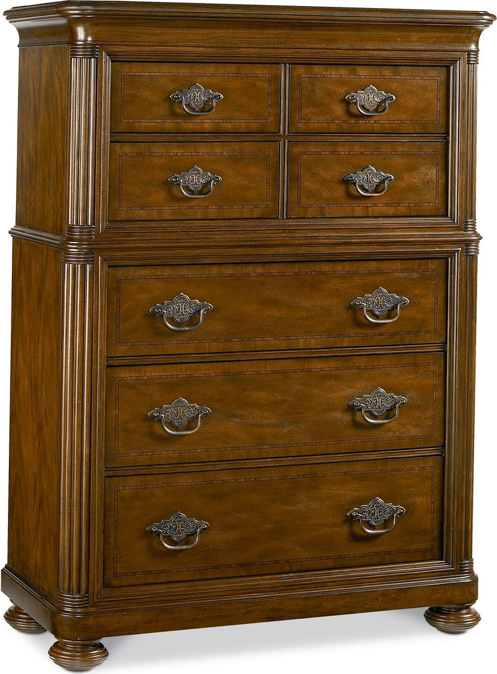 Ernest Hemingway® Tanganyika Drawer Chest (SKU: 46211-320