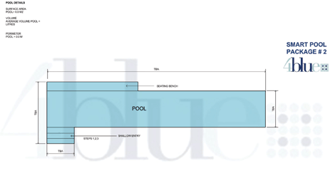 Lap pool 4blue pools sunshine coast outdoor space for Lap pool dimensions