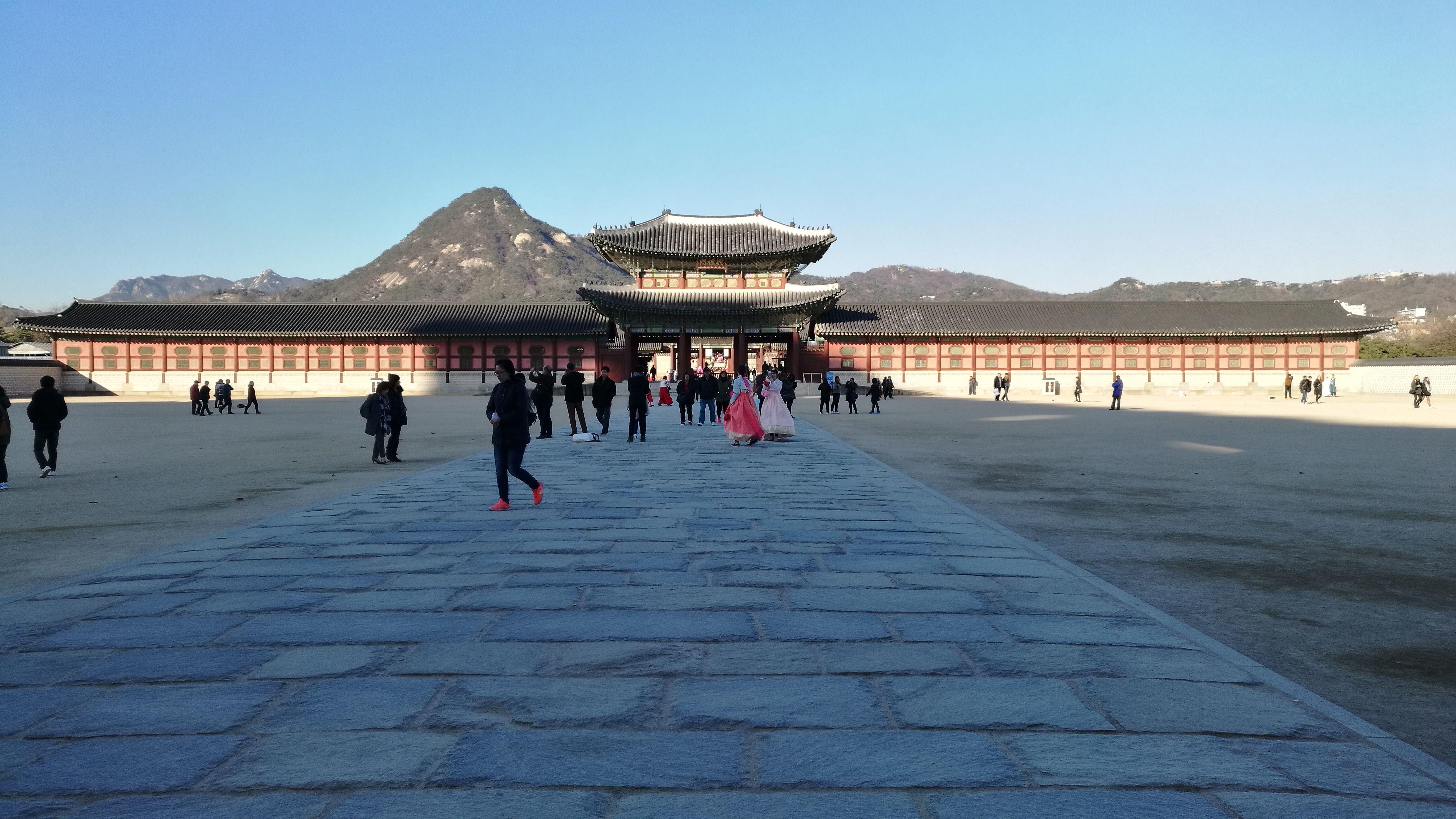 Entrada al Palacio Imperialo