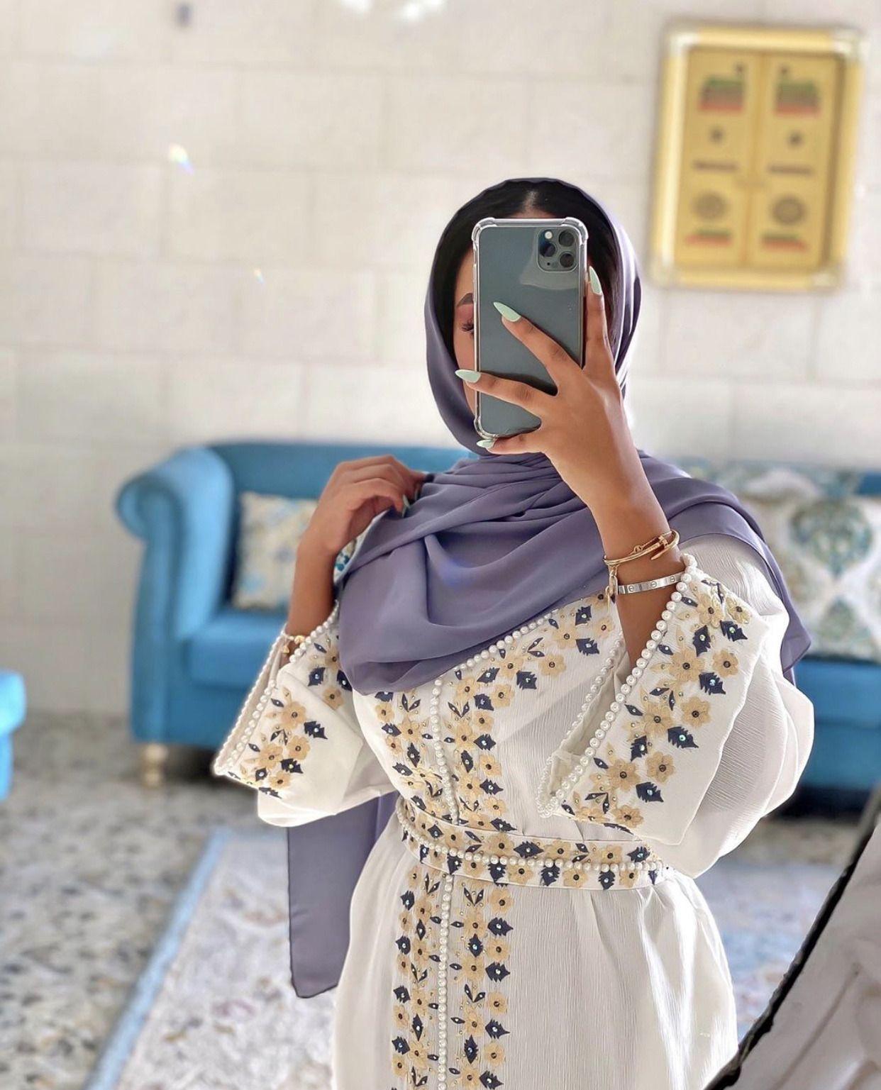 Caftan Hijab Fashion Inspiration Modesty Fashion Abayas Fashion