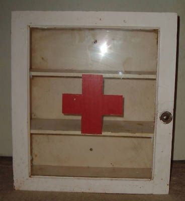 first aid cabinet medicine cabinet idea antique aid bathroom ideas 15455