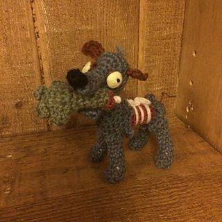 Daisy The Zombie Dog Crochet Pattern From Creepy Crawly Crochet By