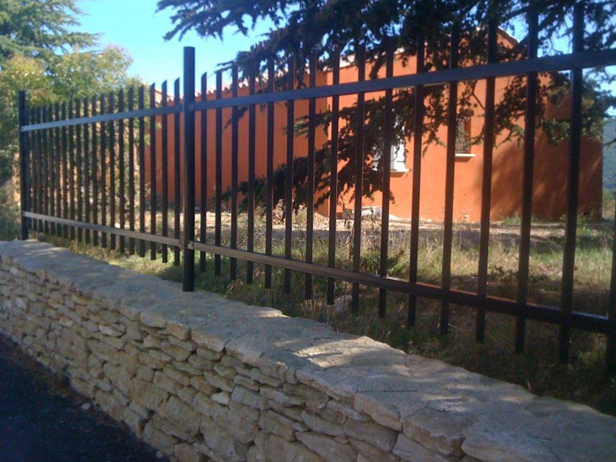Portail Coulissant Hauteur 2m50