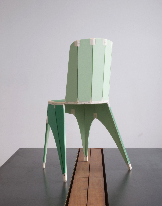 chair design research slipper canada femten ian stell fellow exhibitor at sight unseen offsite senta