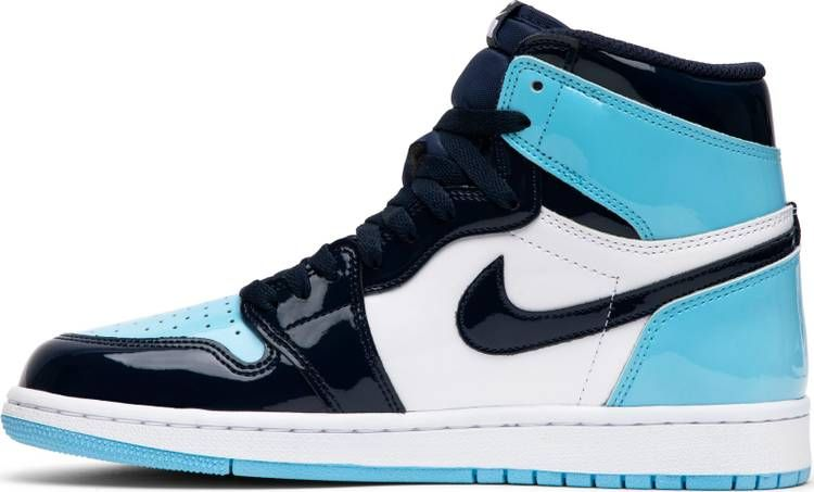 Wmns Air Jordan 1 Retro High Og Blue Chill Air Jordans Jordan