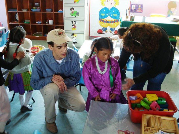 """Visitando a la """"Comunidad Mazahua"""" en San Felipe del Progreso."""