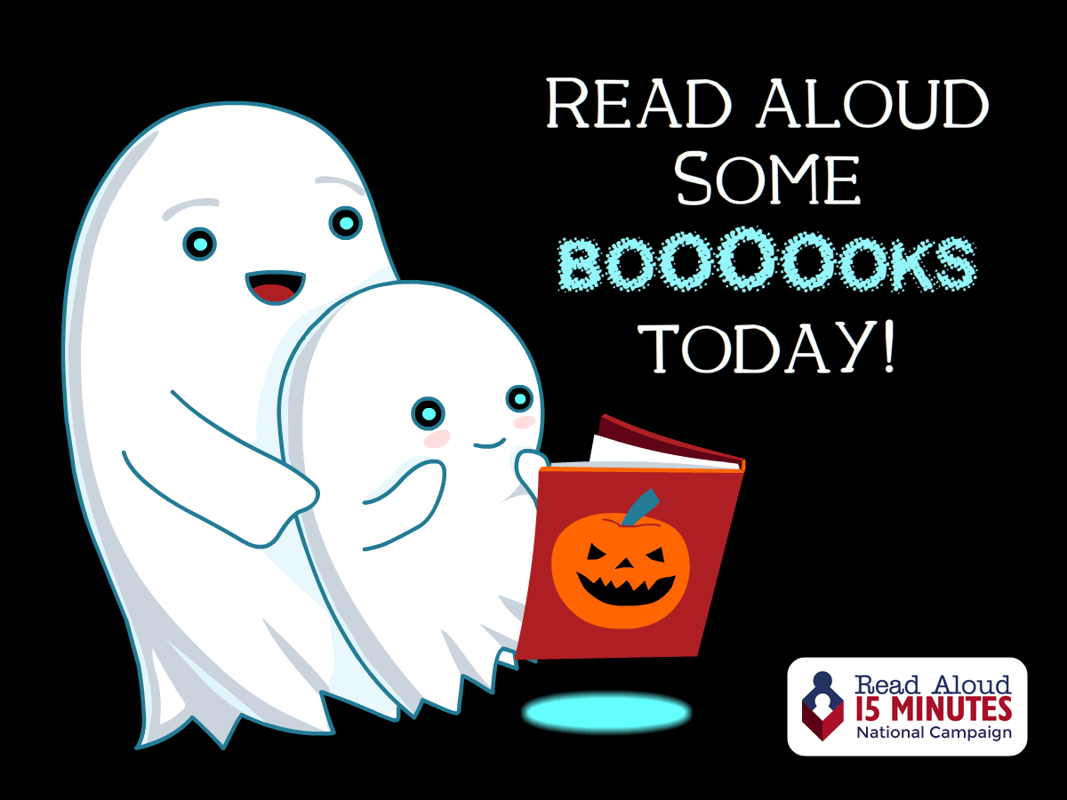 What are your plans for Halloween? Don't to read