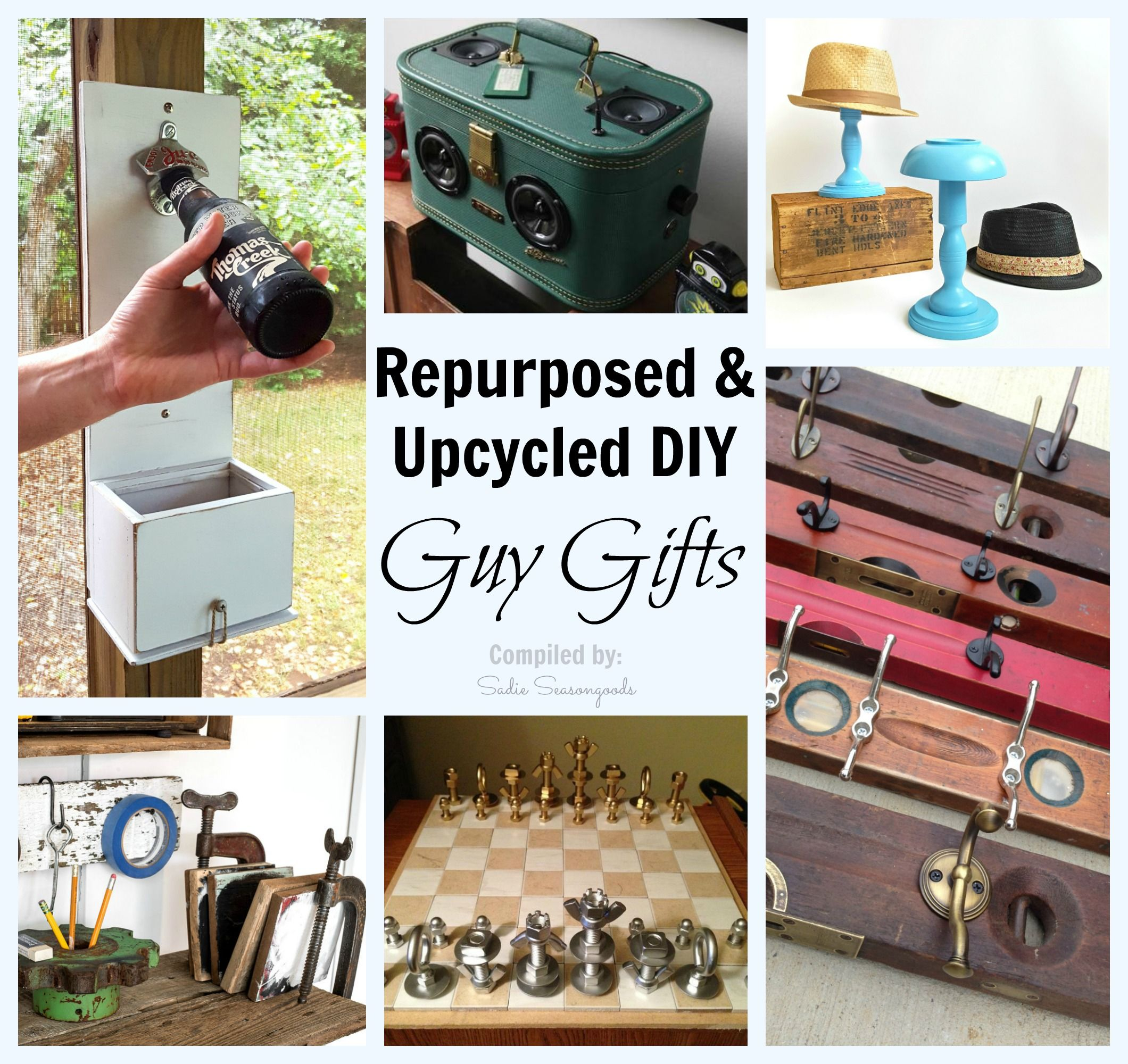 Gifts For Guys Amazing Upcycling Ideas For Father S Day Gifts And
