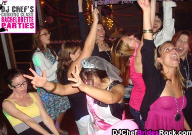 Dj Chef Cooking Cl Bachelorette Party Bride Wedding Shower Fun Ideas Ny Long Island