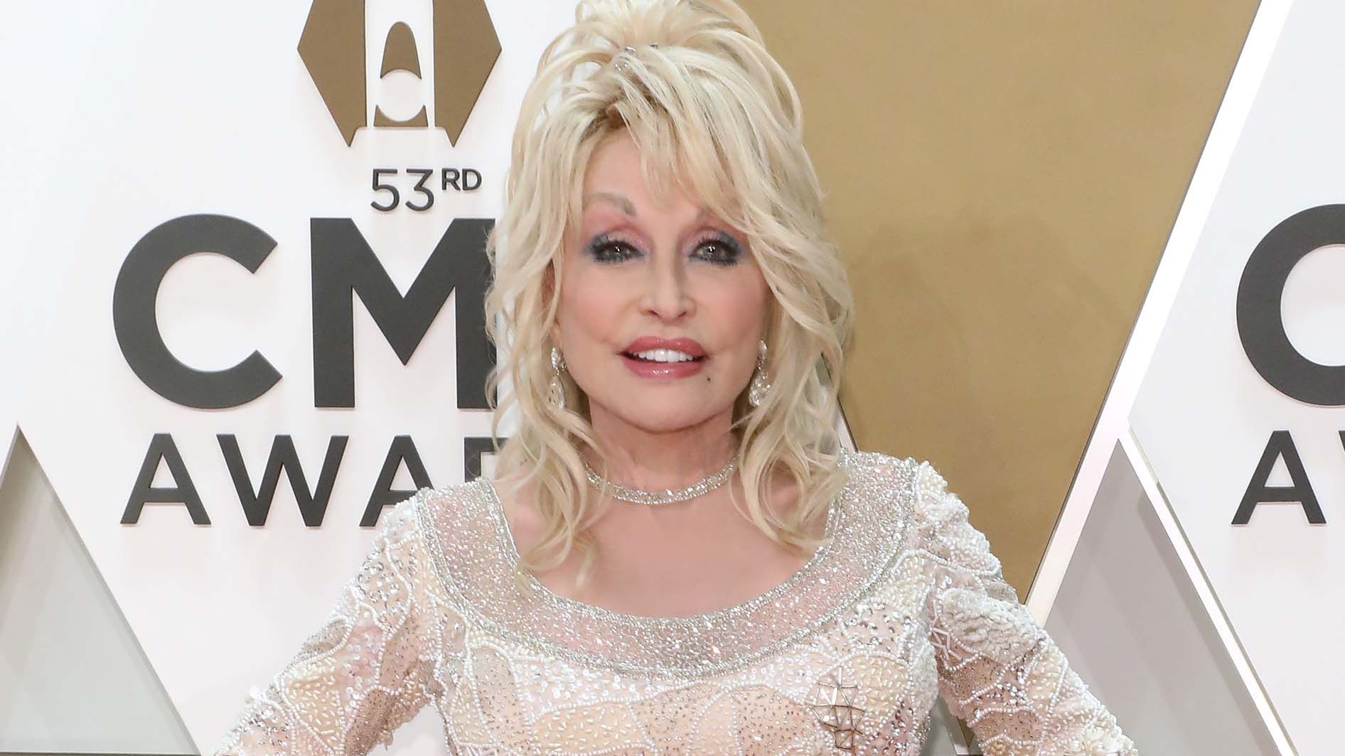 Dolly Parton is bringing some holiday joy early with her